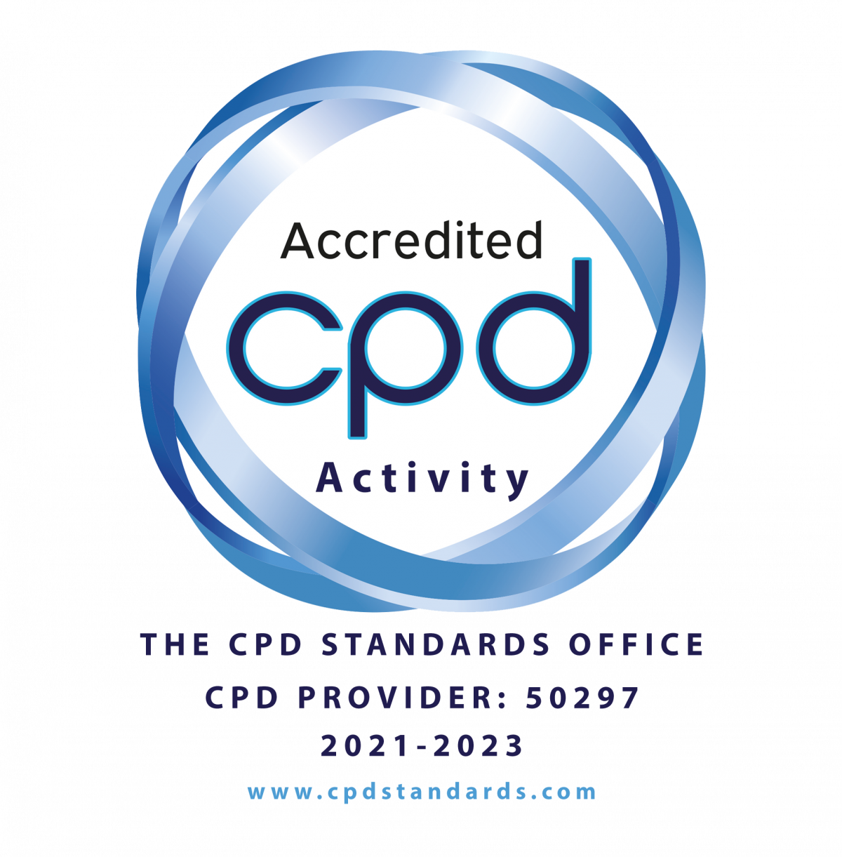 The CPD Standards Office CPD Provider 50297